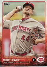 Buy 2015 Topps #353 - Mike Leake - Reds