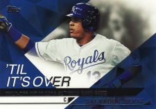 Buy 2015 Topps Til It's Over #TIO-15 - Salvador Perez - Royals