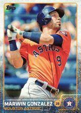 Buy 2015 Topps #533 - Marwin Gonzalez - Astros
