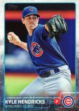 Buy 2015 Topps #354 - Kyle Hendricks - Cubs