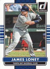 Buy 2015 Donruss #167 - James Loney - Rays