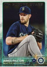 Buy 2015 Topps #385 - James Paxton - Mariners