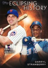 Buy 2015 Topps Eclipsing History #10 - David Wright - Darryl Strawberry - Mets