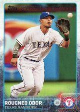 Buy 2015 Topps #491 - Rougned Odor - Rangers