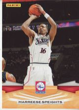 Buy 2009-10 Panini #37 Marreese Speights