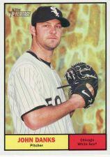 Buy 2010 Topps Heritage #185 - John Danks - White Sox