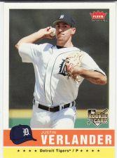 Buy 2006 Fleer Tradition #173 - Justin Verlander - Tigers