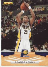Buy 2009-10 Panini #82 Brandon Rush