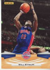 Buy 2009-10 Panini #81 Will Bynum