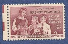 Buy U.S. 1957, TEACHERS OF AMERICA, 3 CENT, MNH/OG