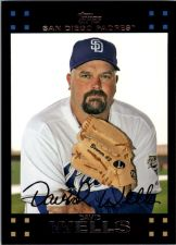 Buy 2007 Topps Red Back #471 David Wells