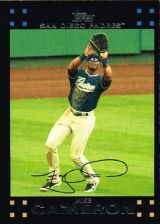 Buy 2007 Topps Red Back #443 Mike Cameron
