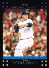 Buy 2007 Topps Update Red Back #UH251 Chris Young All Star