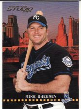 Buy 2005 Studio #99 - Mike Sweeney - Royals
