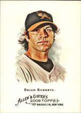 Buy 2008 Topps Allen and Ginter #265 Brian Roberts