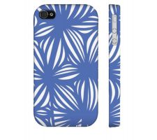 Buy Darracott Blue White Iphone 4/4S Phone Case