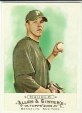 Buy 2009 Allen & Ginter #94 - Paul Maholm - Pirates