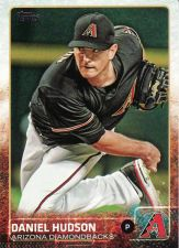 Buy 2015 Topps #485 - Daniel Hudson - Diamondbacks