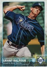 Buy 2015 Topps #661 - Grant Balfour - Rays