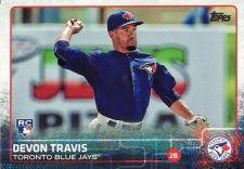 Buy 2015 Topps #571 - Devon Travis - Blue Jays