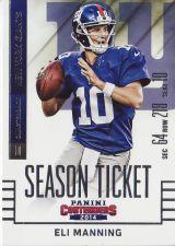 Buy 2014 Panini Contenders #49 Eli Manning