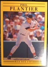 Buy 1991 Fleer #107 Phil Plantier RC