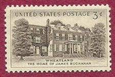 Buy US Stamp 1956 3c Stamp Wheatland Scott #1081 MNH