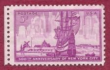 Buy US Stamp 1953 3c Stamp 100th Anniversary of New York Scott #1027 MNH