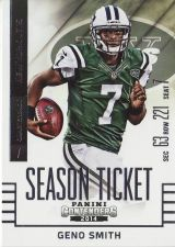 Buy 2014 Panini Contenders #56 Geno Smith