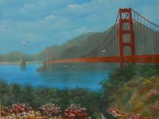 Buy Marjorie Taylor Listed California artist