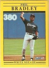 Buy 1991 Fleer #114 Phil Bradley