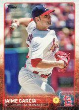 Buy 2015 Topps #352 - Jaime Garcia - Cardinals