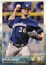 Buy 2015 Topps #410 - Kyle Lohse - Brewers