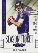 Buy 2014 Panini Contenders #76 Joe Flacco