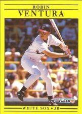 Buy 1991 Fleer #139 Robin Ventura