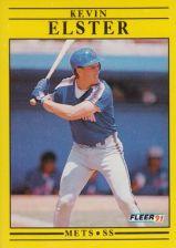 Buy 1991 Fleer #145 Kevin Elster