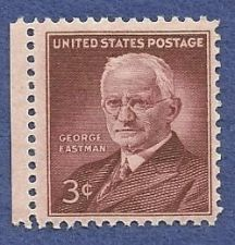 Buy US 3 Cent 1954 Stamp George Eastman MNH SC# 1062