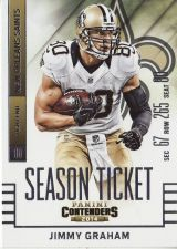 Buy 2014 Panini Contenders #83 Jimmy Graham