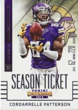 Buy 2014 Panini Contenders #99 Cordarrelle Patterson