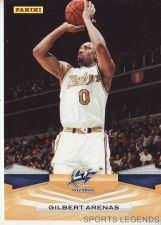Buy 2009-10 Panini #148 Gilbert Arenas