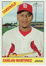 Buy 2015 Topps Heritage #298 - Carlos Martinez - Cardinals