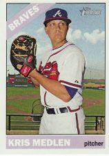 Buy 2015 Topps Heritage #56 - Kris Medlen - Braves