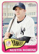 Buy 2014 Topps Heritage #77 - Austin Romine - Yankees