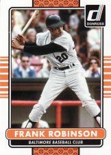 Buy 2015 Donruss #186 - Frank Robinson - Orioles