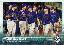 Buy 2015 Topps #669 - Tampa Bay Rays