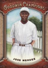 Buy 2014 Goodwin Champions #148 - Jose Mendez