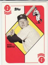Buy 2007 Topps Wal-Mart #WM7 - Mickey Mantle - Yankees