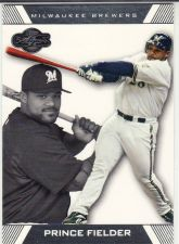 Buy 2007 Topps Co-Signers #40 - Prince Fielder - Brewers