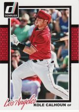 Buy 2014 Donruss #300 - Kole Calhoun - Angels