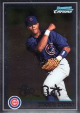 Buy 2010 Bowman Chrome Prospects #BCP100 - Starlin Castro - Cubs